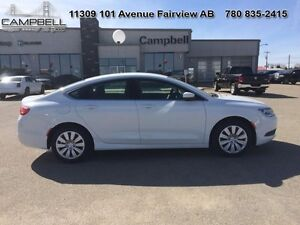 2015 Chrysler 200 LX   - Low Mileage