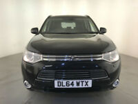 2015 MITSUBISHI OUTLANDER GX 4HS PHEV AUTO 1 OWNER SERVICE HISTORY FINANCE PX
