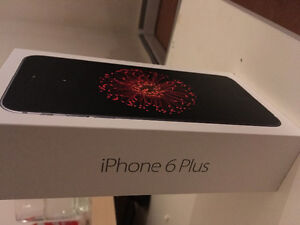 Iphone 6 plus Brand new Never used!