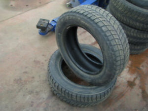 GOOD CONDITION  14 inch Winter Tires
