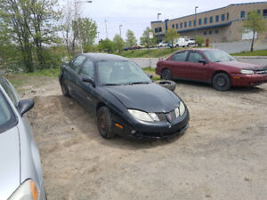 Pontiac Sunfire 2004 Berline/Sedan