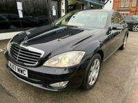 2007 Mercedes-Benz S-CLASS 3.0 S320 CDI 4d 231 BHP Saloon Diesel Automatic