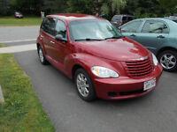 2008 Chrysler PT Cruiser Hatchback  call 447-8035