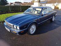 2001 Jaguar XJ executive fully loaded full mot may PX