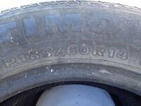 6 Tires for sale