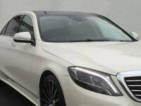 2013 63 MERCEDES-BENZ S CLASS 3.5 S400 HYBRID L AMG LINE 4D AUTO - PX/FINANCE