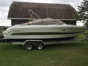 2003 Formula 260 SS Low Hours