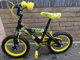 Avigo T Rex Pedal Pets 14 inch wheel kids Bike