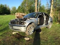 2002 BMW 325i part out