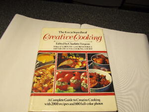 The encyclopedia of creative cooking.