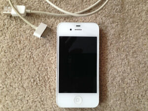 iPhone 4s White 16GB Unlocked