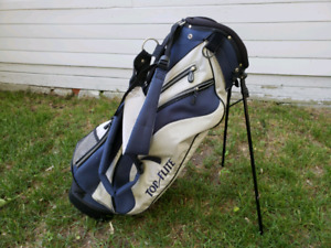 Top Flight golf bag