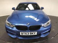 2013 63 BMW 4 SERIES 2.0 420I M SPORT 2D AUTO 181 BHP