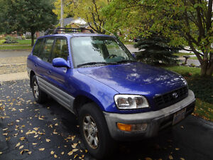 Excellent Condition 1999 Toyota RAV4 SUV, Crossover