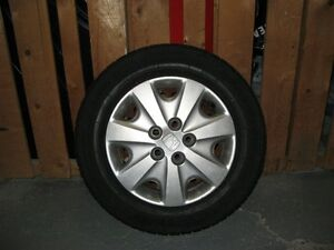 Pneus d'hiver Yokohama Ice Gaurd winter tires 205-65-15