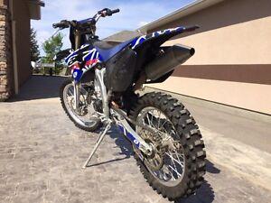 2008 Yamaha YZ250F