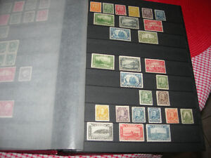 Cash for stamps collections