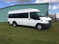 Ford TRANSIT 100 17-SEAT RWD ONLY 36K FROM NEW, EMI IMPORTS 01592504547