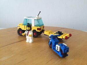 Lego 6677 Motocross Racing (1986)