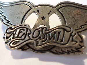 AREOSMITH 1989 Pewter Pin (VIEW OTHER ADS) Kitchener / Waterloo Kitchener Area image 1