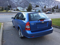 2006 Chevrolet Optra LS Wagon PRICED TO SELL
