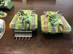 Warhammer 40k Imperial Guard Army For Sale London Ontario image 10
