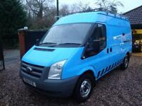 Ford Transit 2.2TDCi Duratorq ( 115PS ) 330M ( Med Roof ) 330 MWB 2010