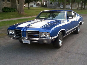 1971 Olds Tribute clone 442