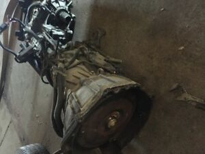 GMC Chevrolet 4L60e automatic with AutoTrac transfer case