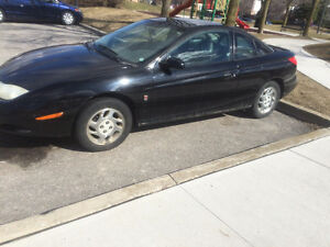 2002 SC1 SATURN COUPE *4 CYLINDER*