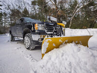 SNOW REMOVAL - RELIABLE AND FAST SERVICE
