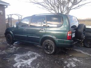 2003 Suzuki Grand Vitara VUS
