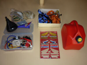 Motorcycle Miscellaneous Items
