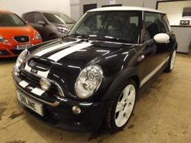 MINI HATCH COOPER S Black Manual Petrol, 2005