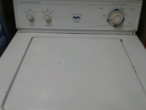 GE Washer and  Inglis dryer