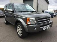 Land Rover Discovery 3 2.7TD V6 auto XS 7 Seater 2009 59 Reg