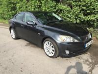 Lexus IS 250 SE-L PETROL AUTOMATIC 2007/07