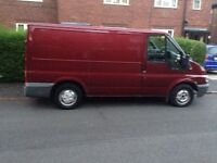 2004 53reg Ford Transit 2.0 Swb 280 Metallic Red Drives perfect