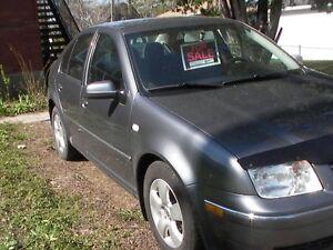 2004 Volkswagen Jetta GLS Sedan