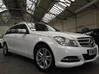 2013 Mercedes-Benz C Class 2.1 C220 CDI SE (Executive Pack) Estate 5dr Diesel