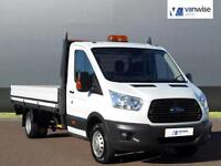 2014 Ford Transit 350 C/C DRW Diesel white Manual