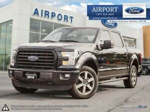 2016 Ford F-150 XLT SPORT with only 48,128 kms