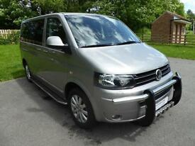 Volkswagen Caravelle Multivan Highlife 2.0 Tdi bus for sale Ref 12004