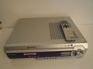PANASONIC AM-FM RECEIVER / 5-DISC DVD / CD PLAYER Cambridge Kitchener Area image 2
