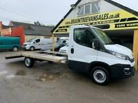2020 Iveco Daily 35S14 BEAVERTAIL RECOVERY TRUCK 2020 Pickup Diesel Manual