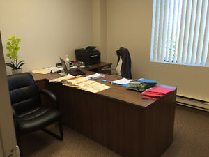 Large Office Space with access to office amenities - $1421