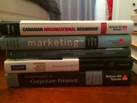 Second Year Commerce Textbooks Laurentian University