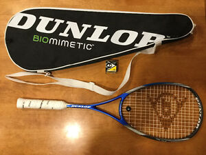 Dunlop Squash Racquet Dunlop Biomimetic Pro Tour - new last year