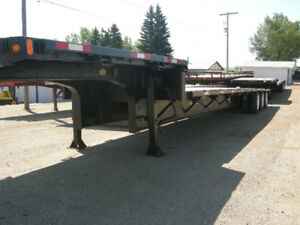 53'  stepdeck trailers