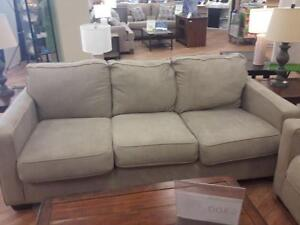 *** USED *** ASHLEY ALENYA QUARTZ SOFA/LOVE   S/N:51213438   #STORE921